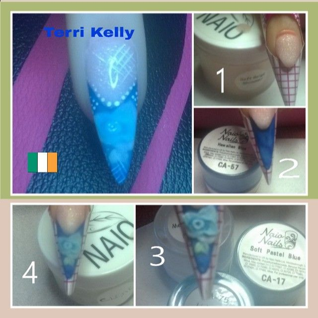 #stepbystep #naio #naionails #naiouk #encapsulated #nailart #nailartclub #acrylicnails #acrylicpaint #instanail #nailstagram #frenchstiletto #nailtech #nailstoinspire #nailswag #nailsart #nailsdesign #acrylicflower