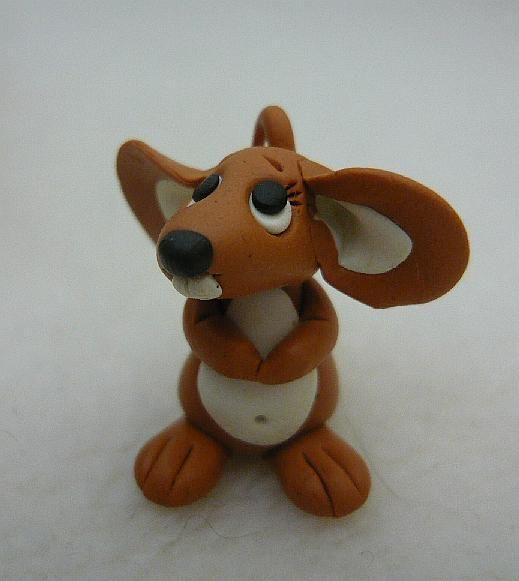 Polymer clay tutorial animals