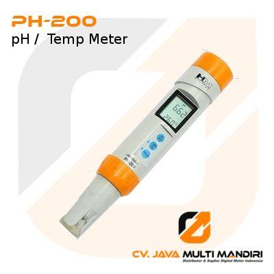 pH Meter Seri PH-200