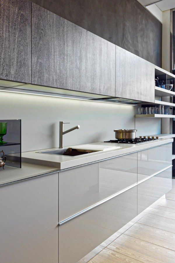 56 Best Modular Kitchen Design Ideas And New Trend Page 20 Of 56 Womensays Com Women Blog In 2020 Modern Kitchen Cabinets Kitchen Remodel Small Home Kitchens