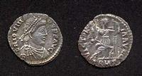 Иовин  римский император-узурпатор в Галлии в 411-413 годах.   Дата рождения:411 г.  Дата и место смерти:413 г. (2 года), Нарбон