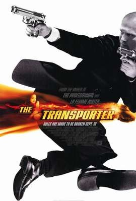 The Transporter - The movie that got me hooked on Jason Statham as an action movie lead. He is good....