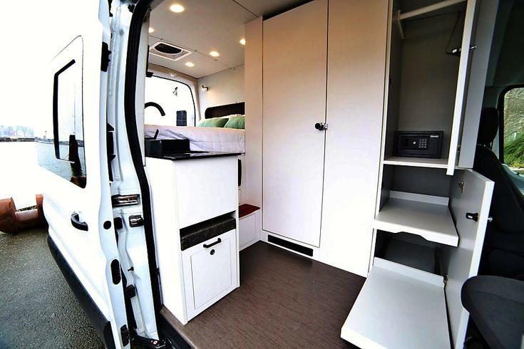 2019 ford transit camper van rental in seattle wa ford