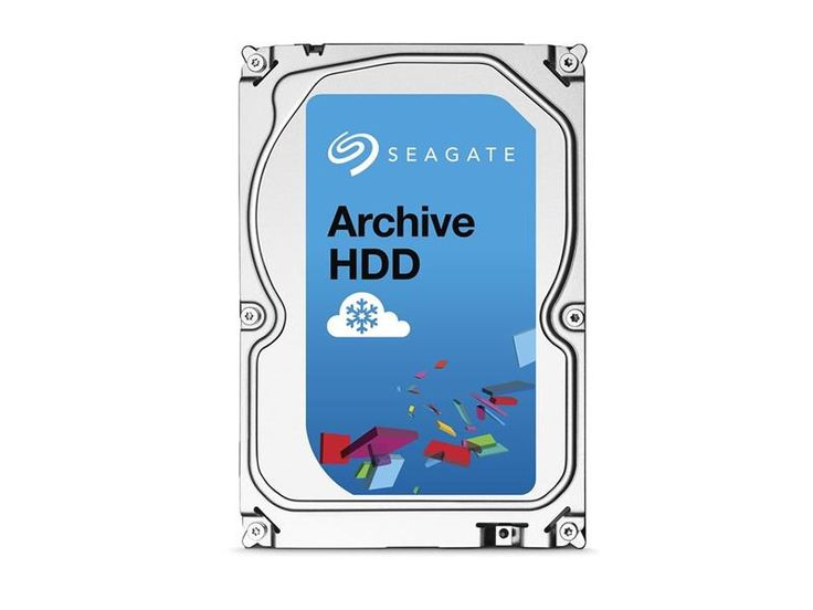 "Seagate Archive 8TB 5900RPM SATA - Harddisk 3,5"" - Komplett.no"