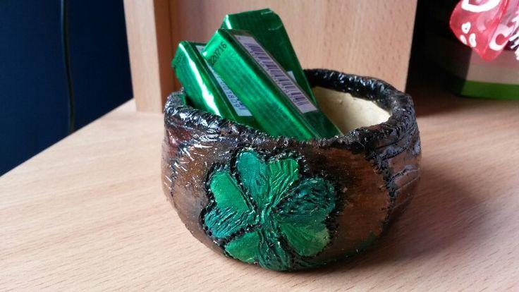 DIY Mistička z keramiky