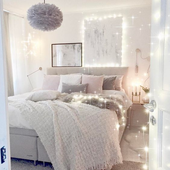 best 25+ bling bedroom ideas on pinterest | quilted headboard