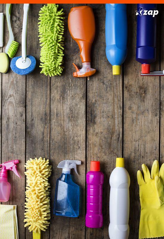 O bicarbonato e outros produtos podem ser fortes aliados na hora de limpar a casa. Clique na imagem e descubra:
