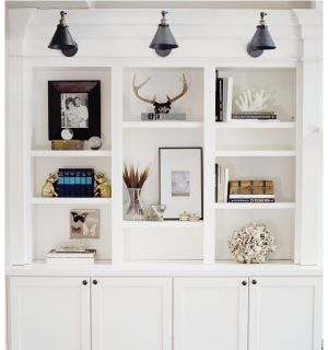 Best 20+ Built in shelves ideas on Pinterest | Built in cabinets ...