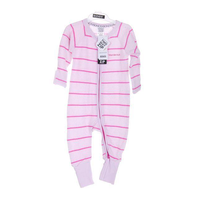 Baby Girl Bonds Two Way Zip Wonder Suit