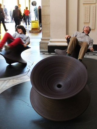 London Design Festival – Thomas Heatherwick exhibition