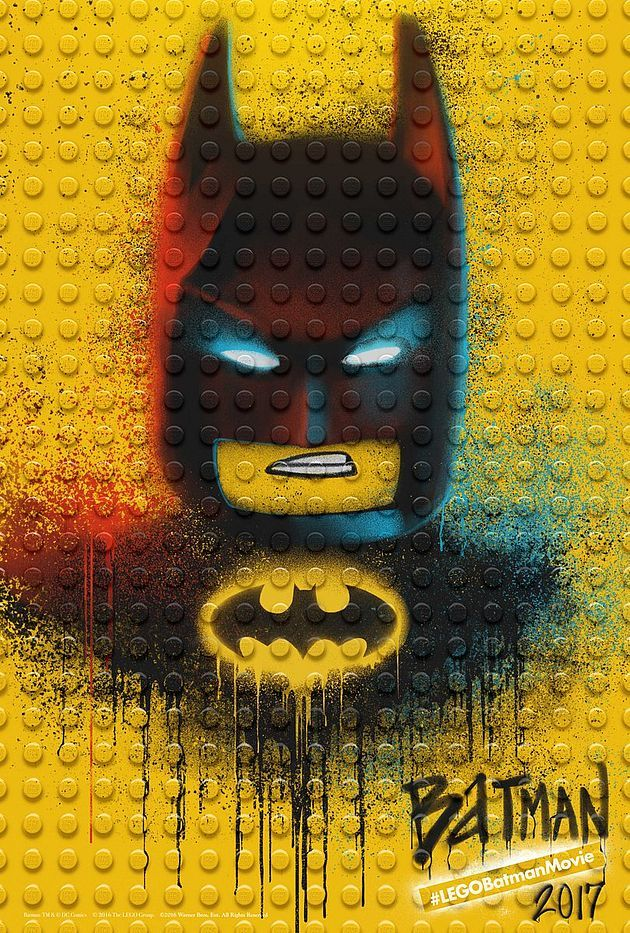 LEGO Batman le film : Héros et vilains s'affichent - Unification France