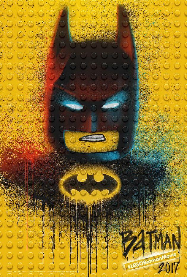 LEGO Batman le film : Héros et vilains s'affichent - Unification France