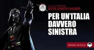 Vota Il lato oscuro!