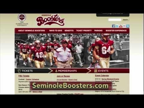 Seminole Boosters.