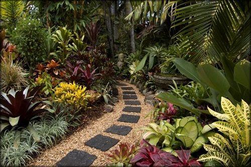 Fotos de casas rusticas dise o de jardin pinterest - Jardines de casas rusticas ...