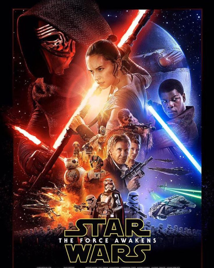 So excited for this!!! #starwarstheforceawakens