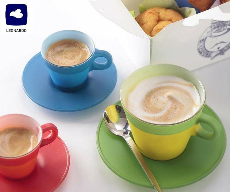 Οι κούπες και τα φλιτζάνια Magico της Leonardo κάνουν τα ...μαγικά τους και με τον καφέ στο γραφείο. Περισσότερα στο http://www.parousiasi.gr/?s=magico&submit.x=0&submit.y=0&post_type=product
