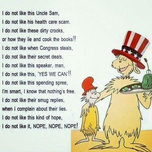 Dr. Seuss lol