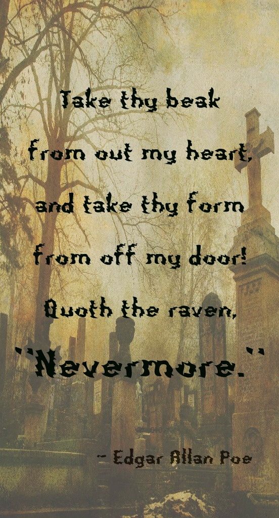 the use of romanticism in the raven a poem by edgar allan poe This video introduces edgar allan poe's 'the raven' through poe's use of poetic devices and dark romantic characteristics, he is able to achieve the 'unity of effect' to appeal to critics and the.