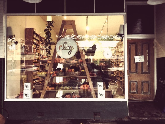 One of our favourite shops in Carlton clay-health-front-window