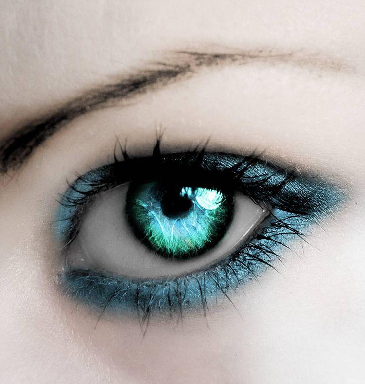 красивые бирюзовые глаза картинки антистресс, кот амигуруми