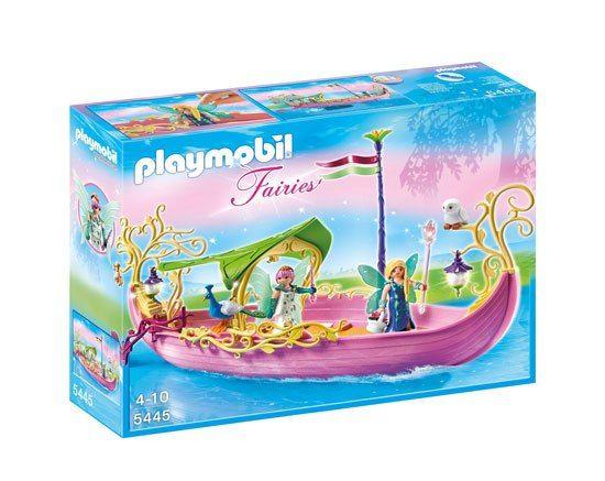 Barco de la reina de las hadas de Playmobil SÓLO 14,90€