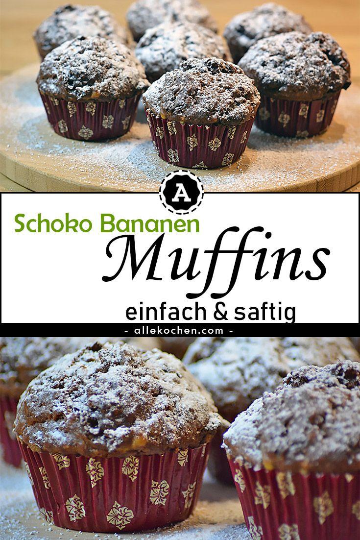 5994a6ebd1957fbab976fa37200985e7 - Muffins Rezepte Schoko