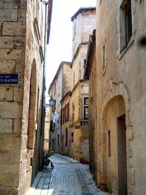 This city is Périgueux, prefecture of Dordogne, France