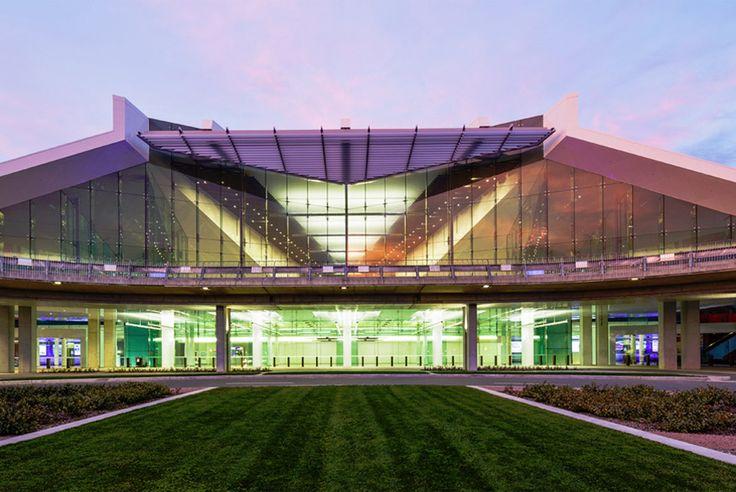 Canberra Airport Atrium