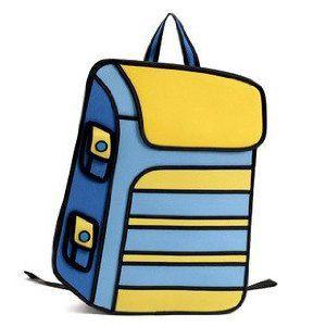 Karikatür Çantaları! |