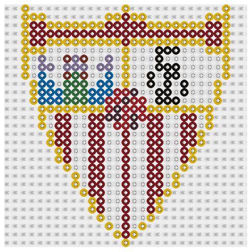 Plantilla Hama Sevilla FC (Escudos Fútbol) www.tuburbuja.es