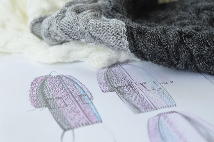 Design and production of knitwear