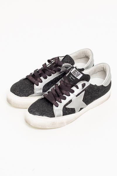 Chaussures De Sport Pour Les Femmes, Blanc Sale, Cuir, 2017, 35 37 38 Oie D'or