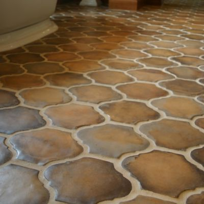 Hacienda Field Tile Ann Sacks Tile Amp Stone Bathroom
