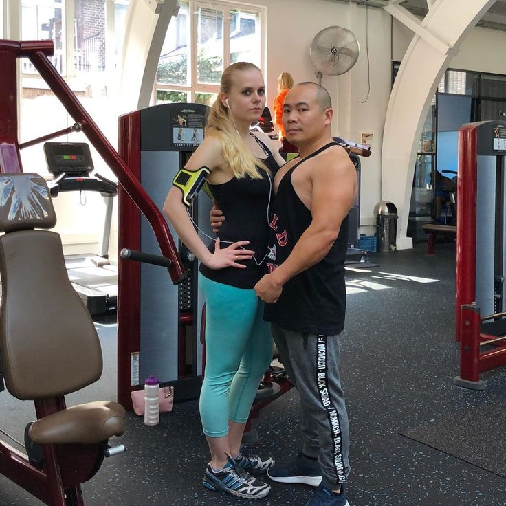 Couple Goals ❤️💕   #biceps     #muscles     #fitness     #beastmode …