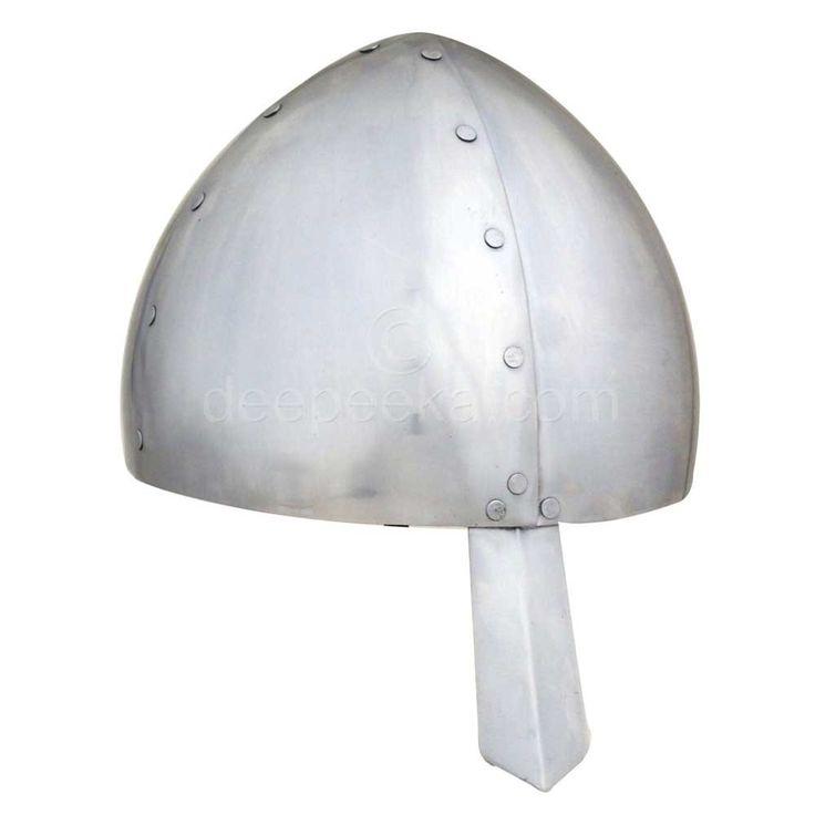 Norman Pieced Spangenhelm Helmet
