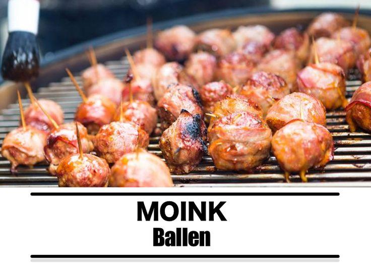 Barbecue recept: moink ballen
