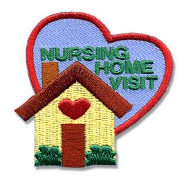 AHG Activity Patches: Nursing Home Visit Service Patch