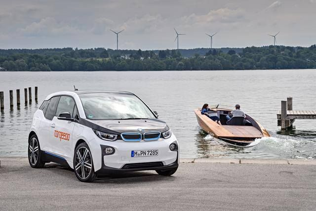 #green #nautica #bmw #i3 #torqueedo BMW i now also powers electric mobility on the water What's new on Lulop.com http://ift.tt/2sGj3qv