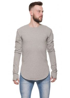 Closed sweater gray