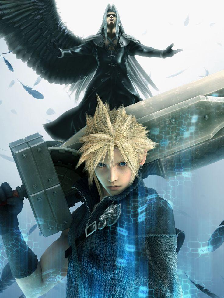 Final Fantasy VII Advent Children Complete