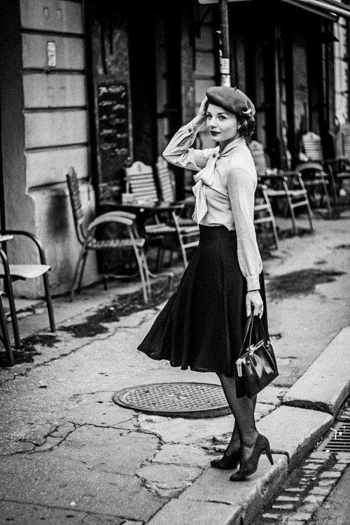 Meet Vintage Queen no 129: Agnieszka from Poland