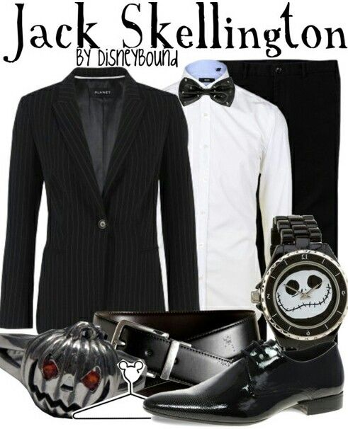 Nightmare before Christmas Wedding: Suit