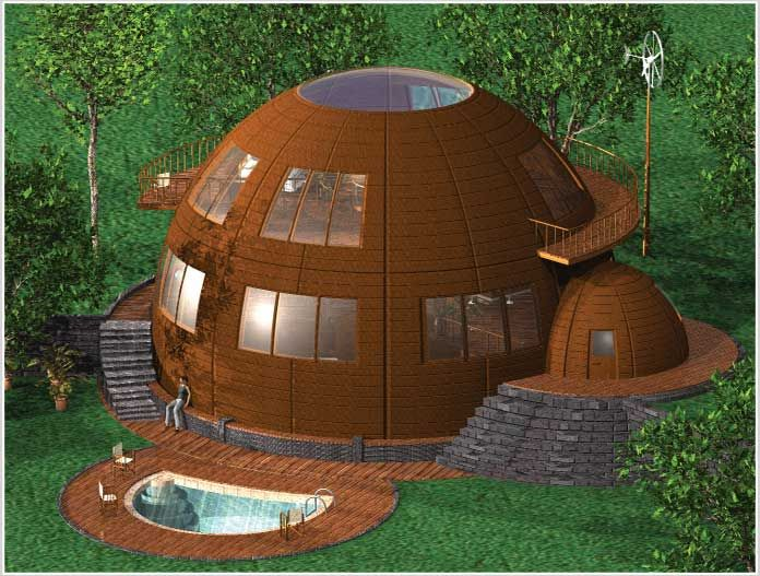 Astral Dome Home