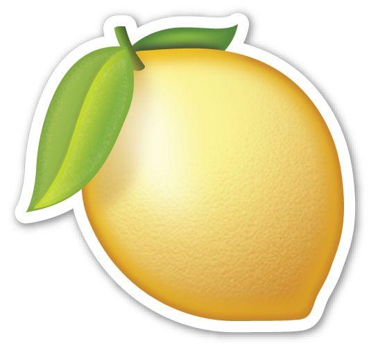 نتيجة بحث الصور عن halo lemon emoji