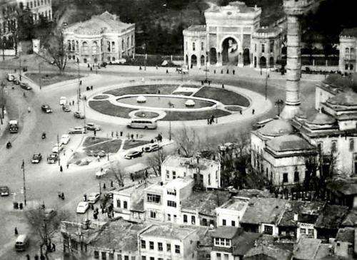 Beyazıt / 1950′li yıllar