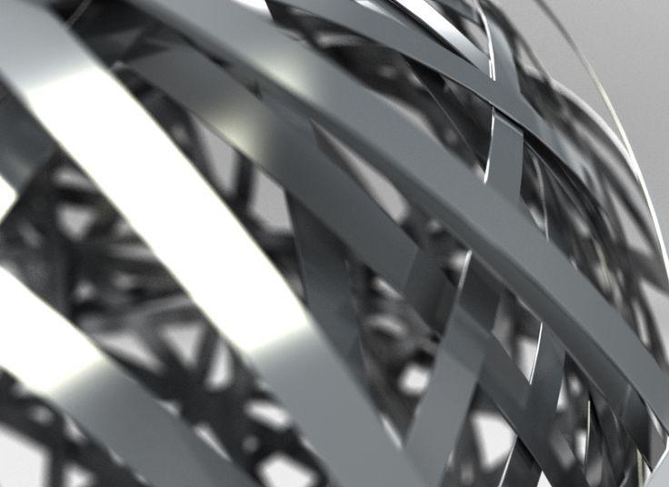 Sculpture concept for Coal Shed Designs