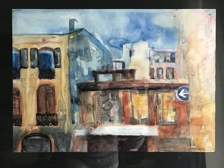 Buy Houses, Watercolour by Olga Pascari on Artfinder. Discover thousands of other original paintings, prints, sculptures and photography from independent artists.