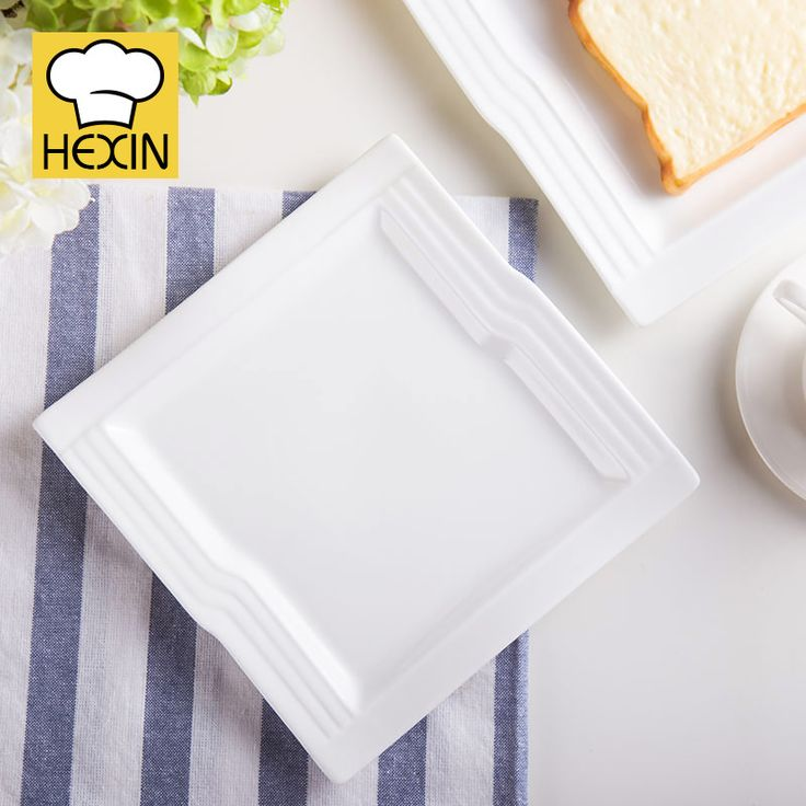 Square Cake Plate | Unusual Dinnerware & 36 best Serving Platters | Commercial Dinnerware | Hexin images on ...