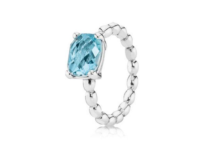 Tutti gli Anelli Pandora con il Listino Prezzi ufficiale alla Ricerca del Modello perfetto anelli Pandora listino prezzi Argento topazio